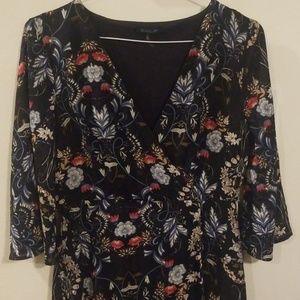 CALS Maxi WRAP DRESS size L